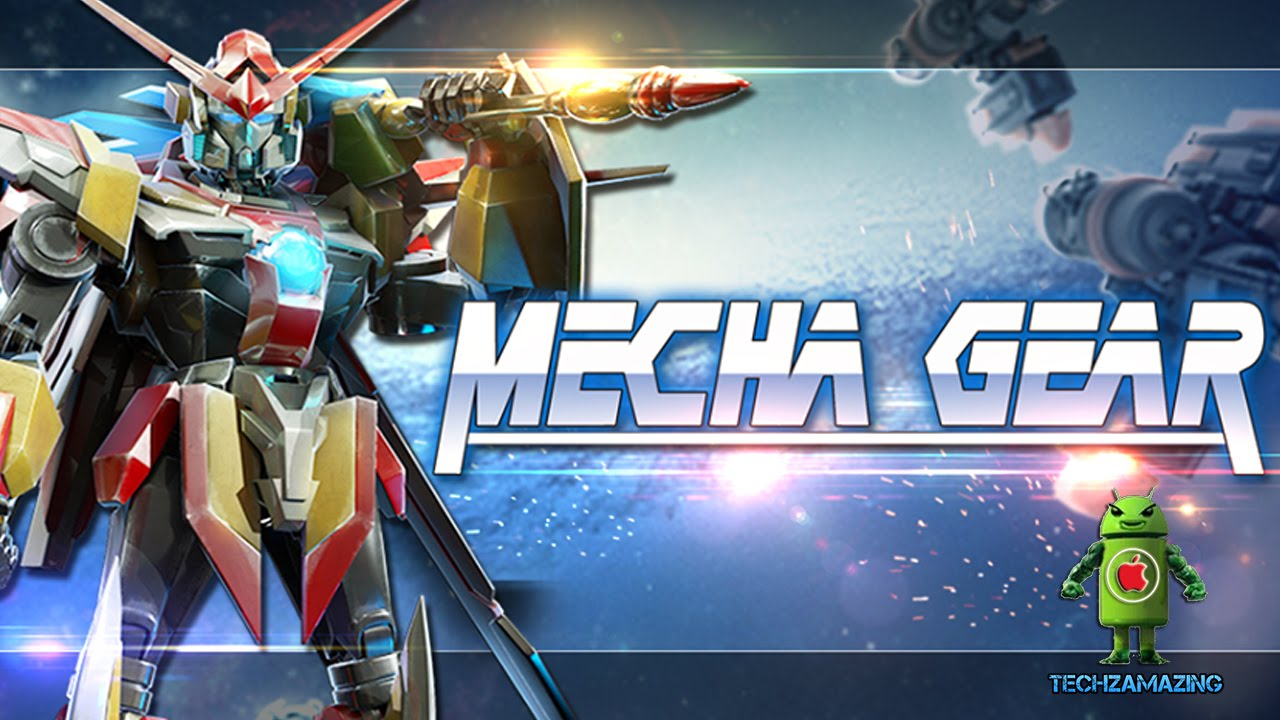 Mecha Gear Hack