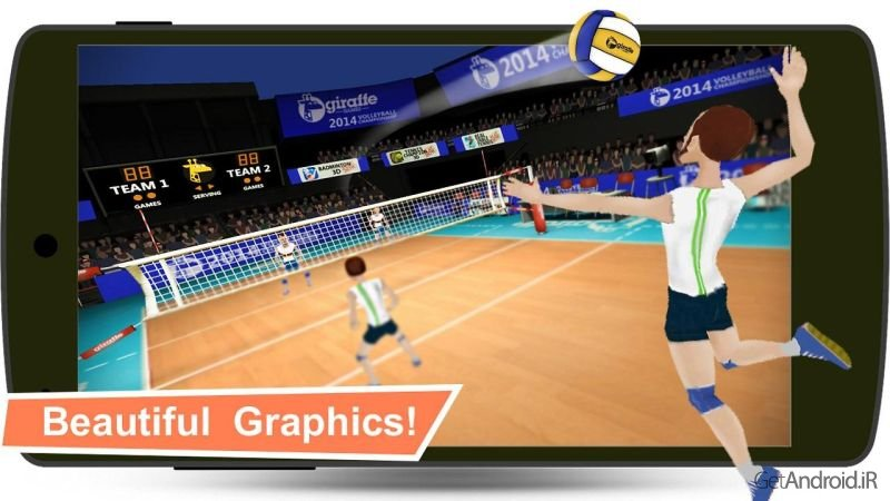 Volleyball Champions 3D Hack